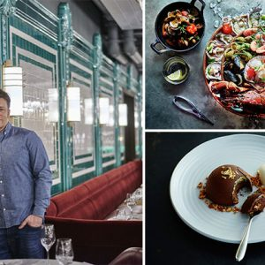 Jamie Oliver's Newest Restaurant: What We Thought
