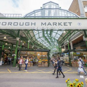 Food for Thought: Borough Market's Talk Series is Back