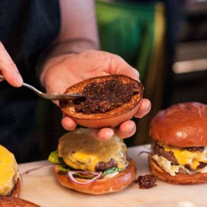 Boom Burger is Bringing the Caribbean Sunshine Back to Notting Hill