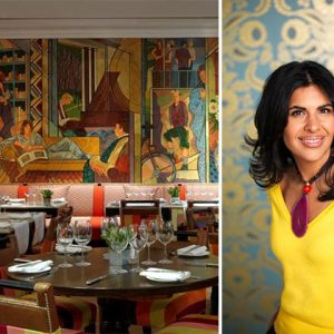 Food and Film With Anjum Anand