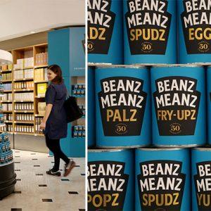 Heinz Baked Beanz Pop-Up Bar at Selfridges