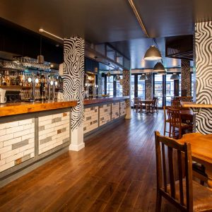 Number 177 Bar & Kitchen Opens
