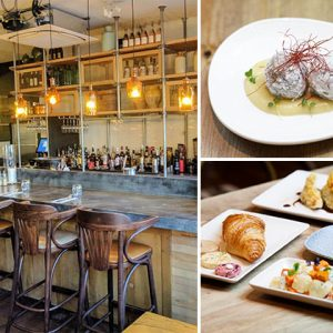 Adventurous Dining at Putney's New All Day Brasserie
