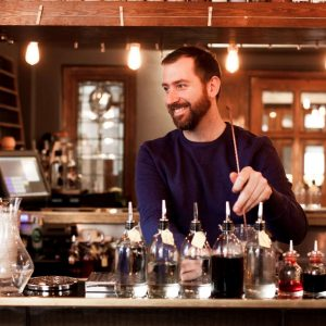 Cocktail Connoisseur Matt Whiley Opens Scout