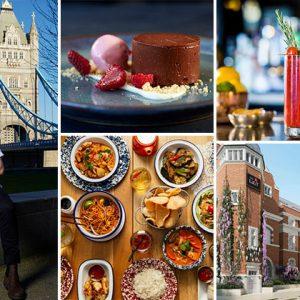 London's Big New Foodie Destination