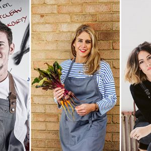The Supper Club Hosted by 5 Chefs and 5 Ex-Offenders