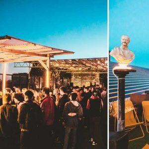 Dalston's Roof Top Park Reopens