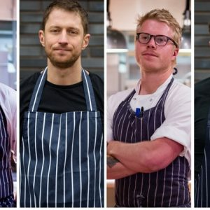 Two of London's Favourite Restaurants Collaborate