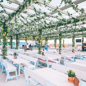 Pergola on the Roof is Back For Summer