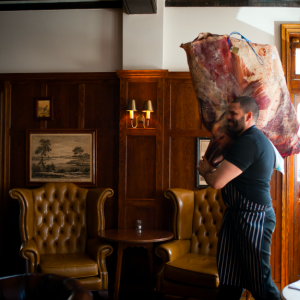 Country Meets City in a Series of Carnivorous Events