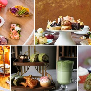5 New Afternoon Teas With An International Twist