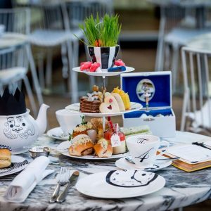 Mad Hatter's Afternoon Tea at Sanderson Relaunches