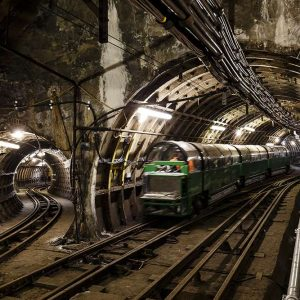 Secret Underground Museum Opens to the Public