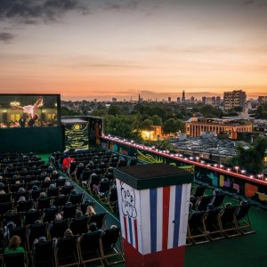 London's Favourite Rooftop Cinema is Back for Summer