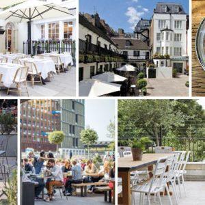12 of London's Best Terraces