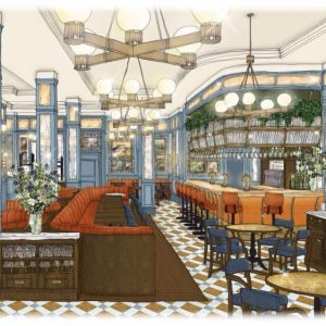 The Ivy Café, Richmond Opens