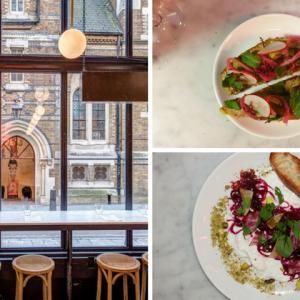 Covent Garden Grind's New Evening Menu