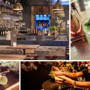 Cocktails and Social Eating in Tooting