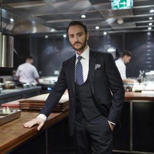Top Chefs Collaborate for Jason Atherton's Social Sunday