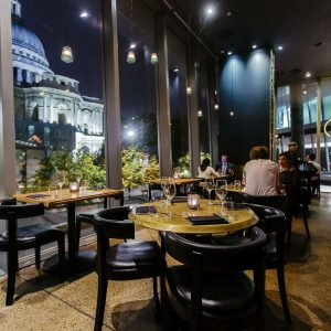 Barbecoa St Paul's