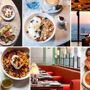 13 of the Best Restaurants for Breakfast Meetings