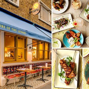 Ceru: Levantine Cuisine in South Kensington