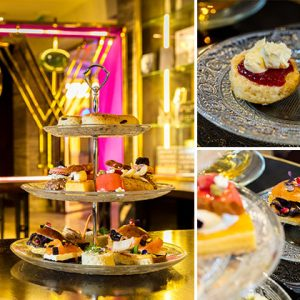 We Review Dry Martini's First Afternoon Tea: Mar-Tea-Ni