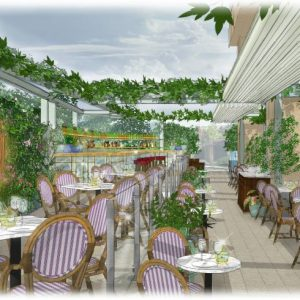 The Ivy City Garden Opens