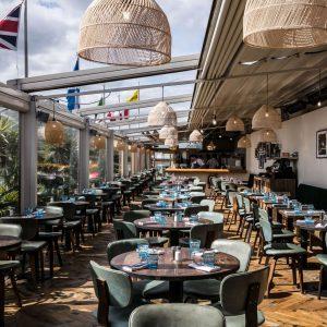 Selfridges' New Rooftop Restaurant