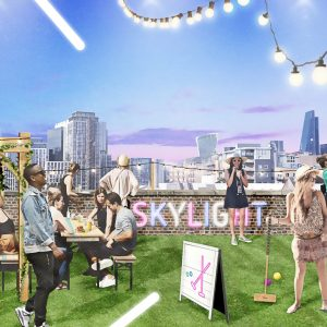 Skylight: East London's New Rooftop Bar