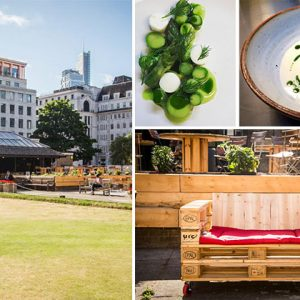 Al Fresco Pop-Up in the Heart of the City