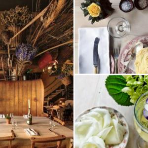 We Review Kensington's Most Charming Restaurant
