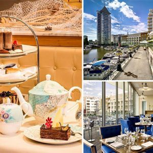 The Chelsea Harbour Hotel Hosts the First Ever Whittard Afternoon Tea