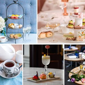 10 New Spring Afternoon Teas