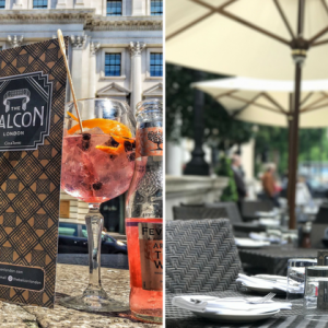 The Balcon Launches Its Summer Terrace