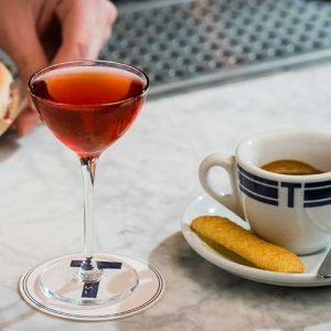 Coffee Meets Cocktails at Marylebone's Newest Bar