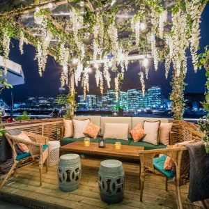 Coppa Club Launches Its Summer Riverside Terrace