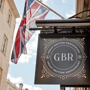 Great British Restaurant Opens in St James's
