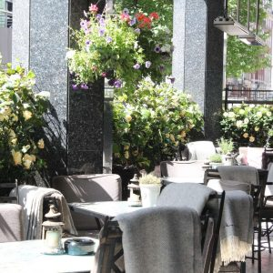 The Churchill Bar Launches their Summer Chartwell Terrace