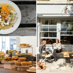 Kin: The Vegetarian Cafe in the Heart of Fitzrovia