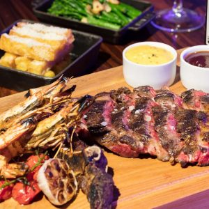 Calling All Meat Lovers to STK London
