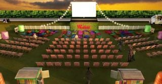 Westfield Open-Air Cinema