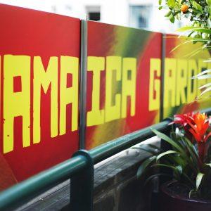 Boisdale Launch Jamaican Garden Terrace