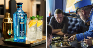 Bombay Sapphire's The Grand Journey