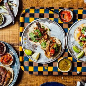 Breafast Tacos at the New Breddos
