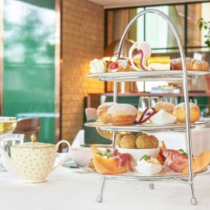 Il Pampero's Italian Afternoon Tea
