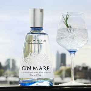 Gin Mare's Rooftop Bar
