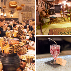 Harry Potter Supper Club