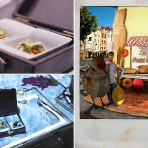 Le Petit Chef: New Immersive Dining Pop-Up