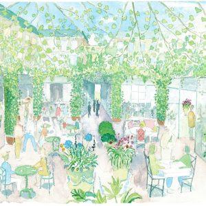 Petersham Nurseries Opens in Covent Garden